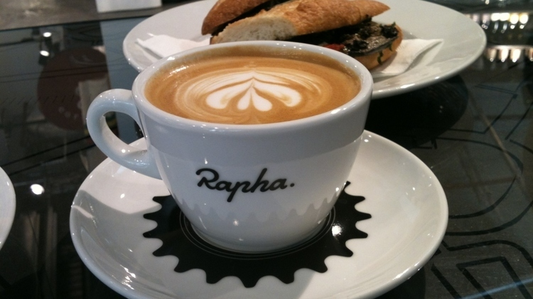 Best cafes and coffee shops in London, Rapha Cycle Club