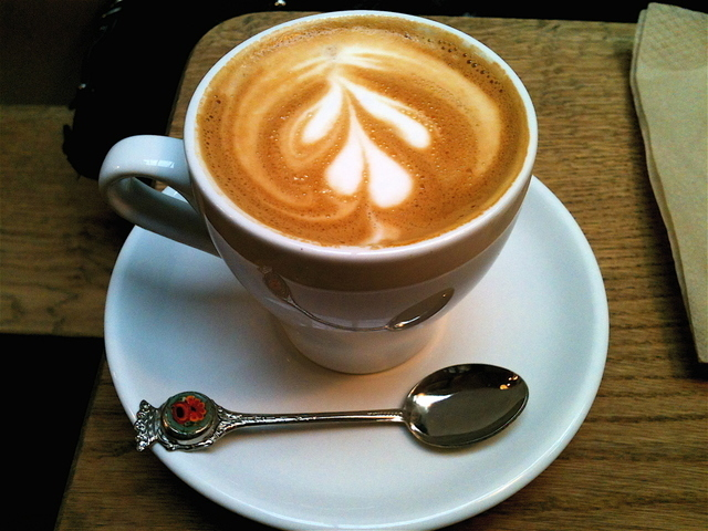 Best cafes and coffee shops in London, Tap Coffee