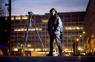 Rise and shiners: meet the Londoners who get up before sunrise