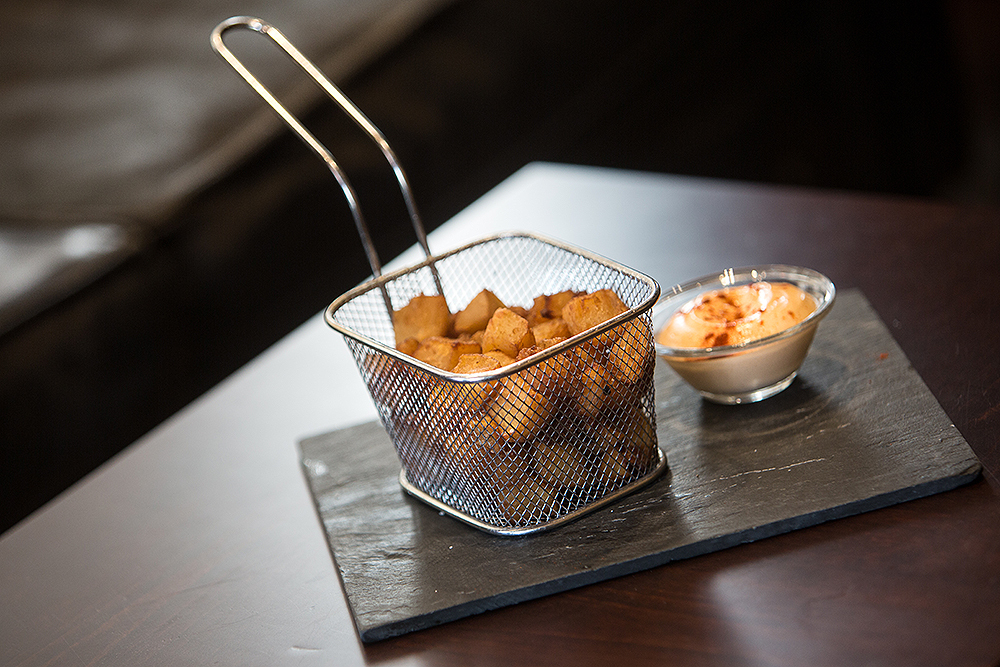 On menjar barat a Girona?