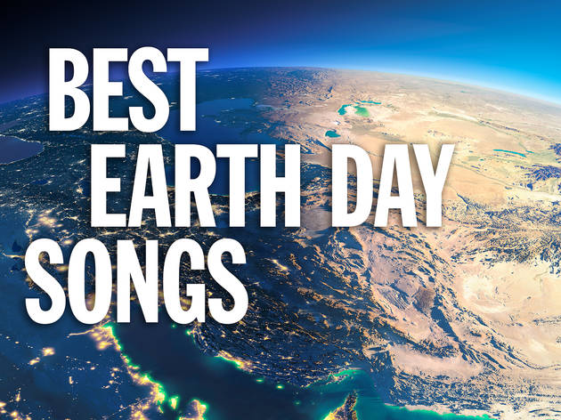 The best Earth Day songs