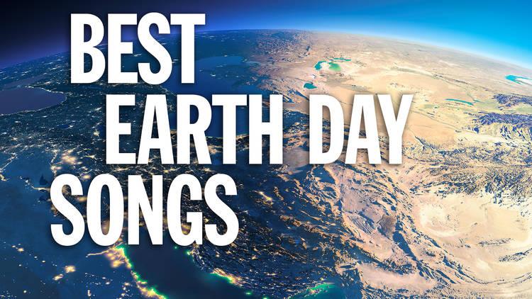 earth day songs