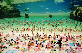 Martin Parr, Japan. Miyazaki. The Ocean Dome. 1996