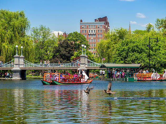 The best parks in Boston