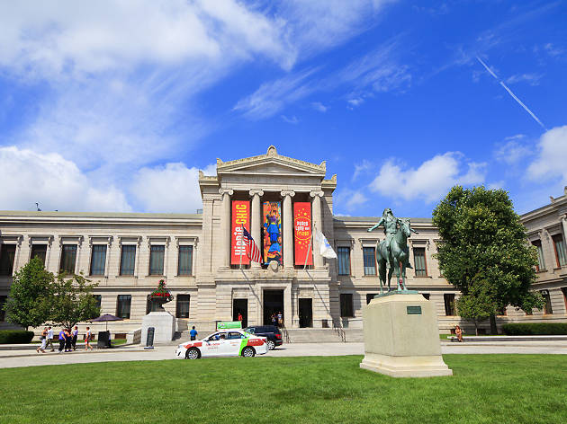 Visit the Museum of Fine Arts, the Institute of Contemporary Art and the Isabella Stewart Gardner Museum