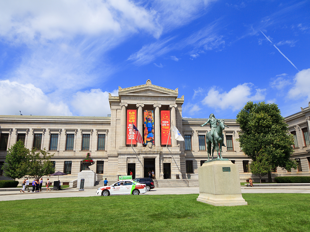 Enjoy these Boston museums and cultural institutions from your home