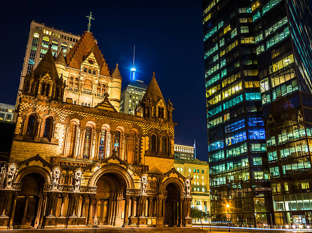 famous american architecture. Interesting Famous Trinity Church Intended Famous American Architecture