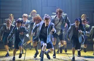 Matilda the Musical (Photograph: James Morgan)