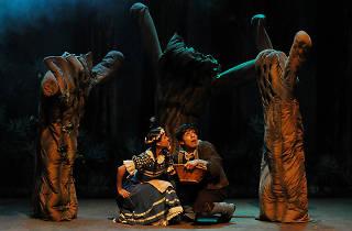 Ballet para niños Hansel y Gretel en el Centro Cultural Helénico