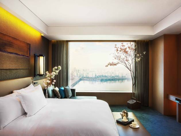 Cherry Blossom Package at the Conrad Seoul