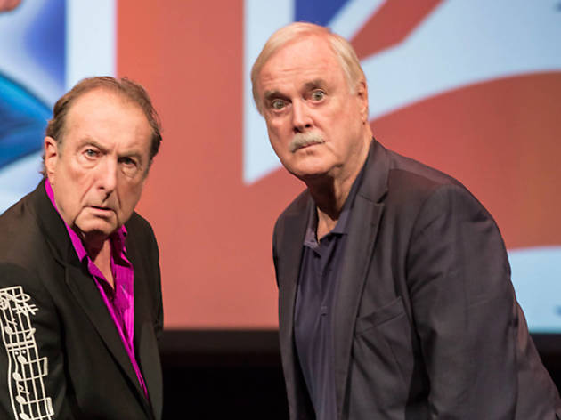 John Cleese and Eric Idle: Together Again at Last... For the Very First Time