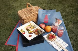 Spring Picnic Package at the Grand Hilton Seoul