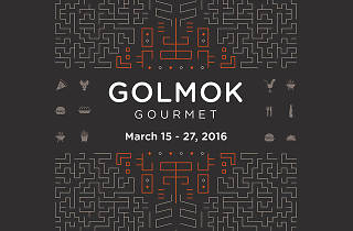 Golmok Gourmet Itaewon Restaurants week
