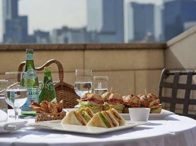 Spring Breeze Package at Ritz-Carlton Seoul