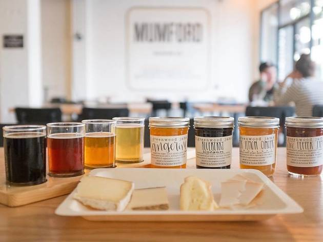 Cheese & beer tour with LA Beer Hop