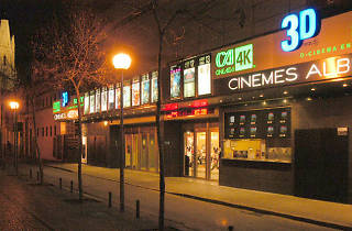 Cines Albeniz Centre
