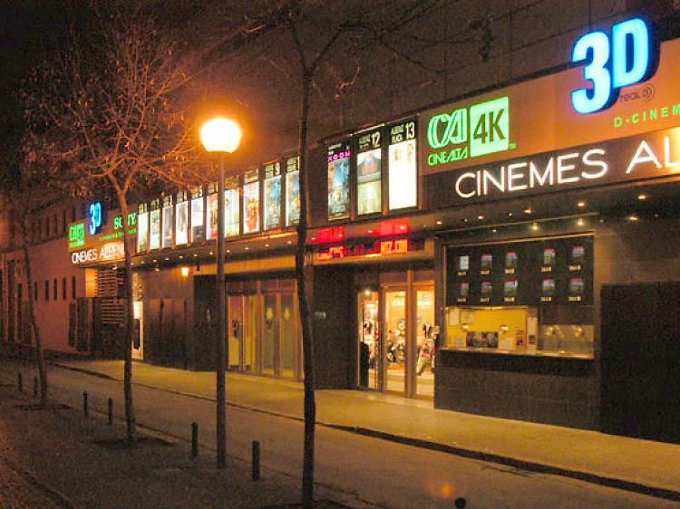 Cines Albeniz Centre - 3'5 €