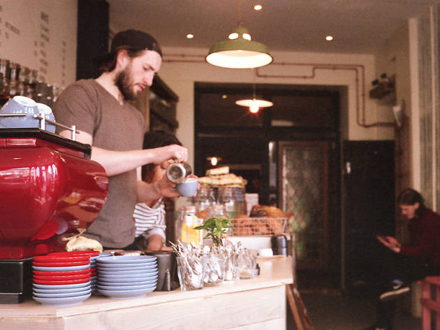 Best cafes and coffee shops in London, Stir Coffee, 2016