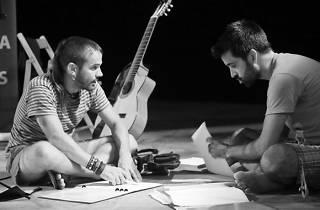 Cesk Freixas i Roc Casagran