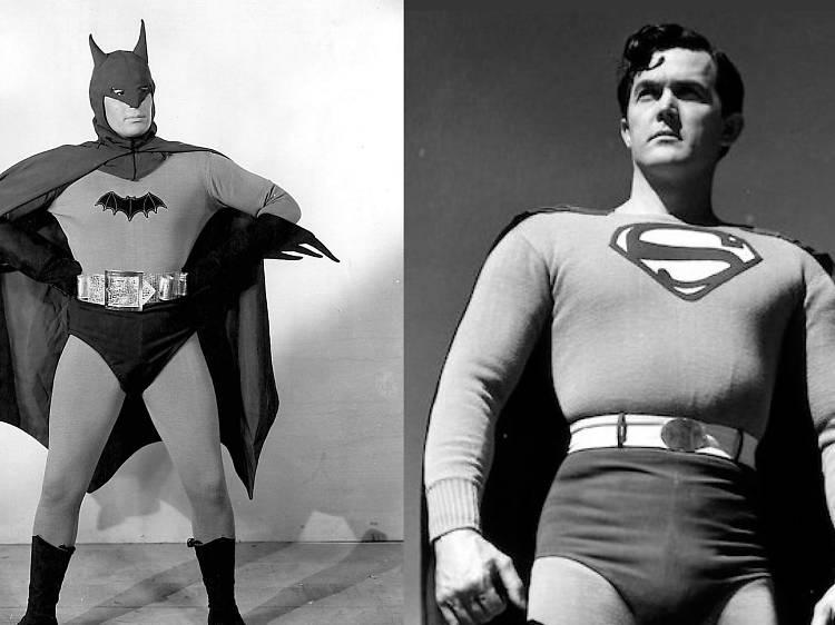 Sete séries de televisão clássicas com super-heróis