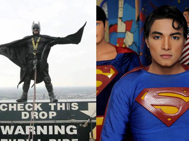 Batman v Superman, the ultimate superhero battle