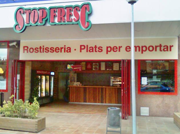 Rostisseria StopSelf