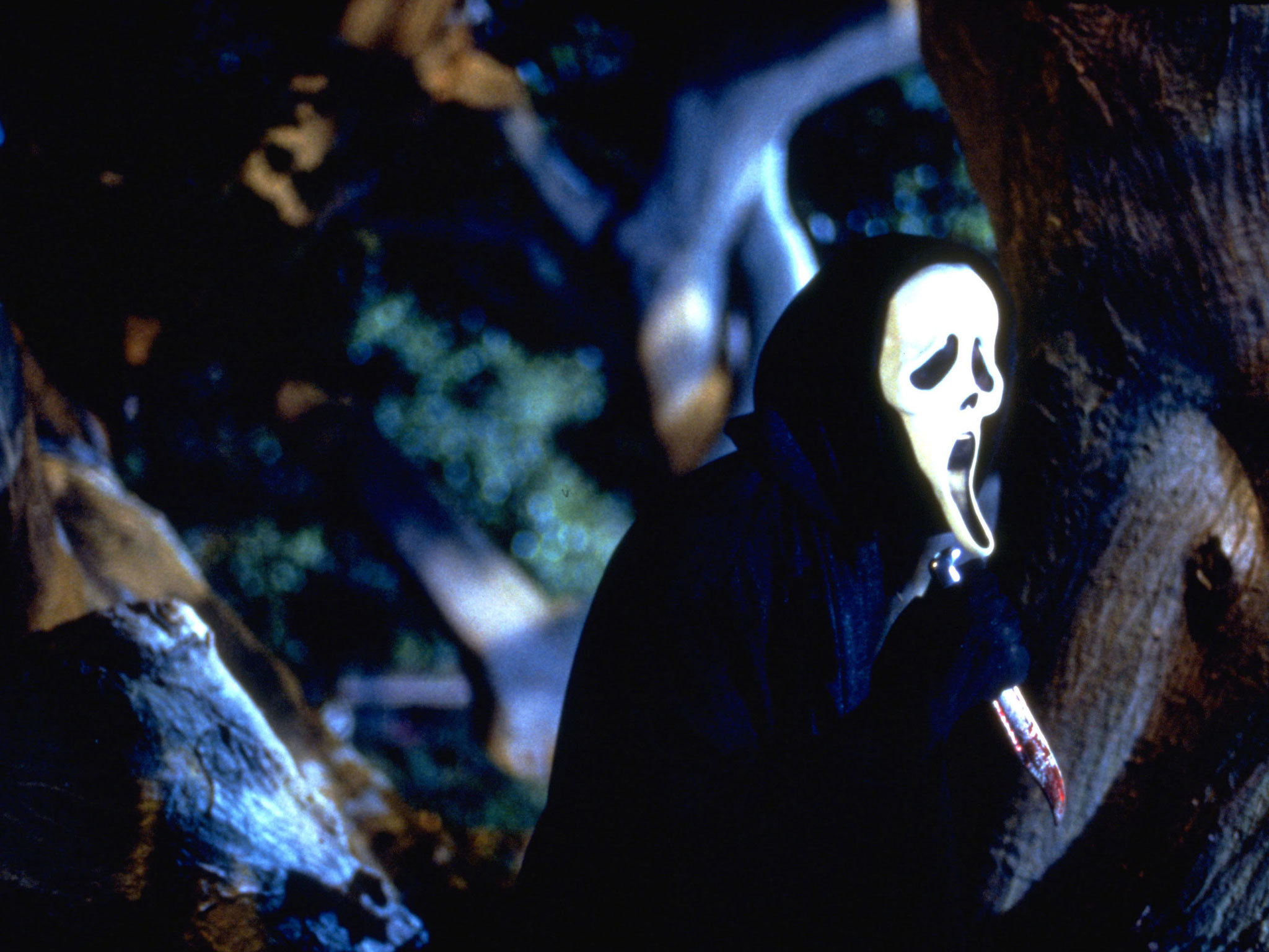 The 100 best horror films, horror movies, Scream