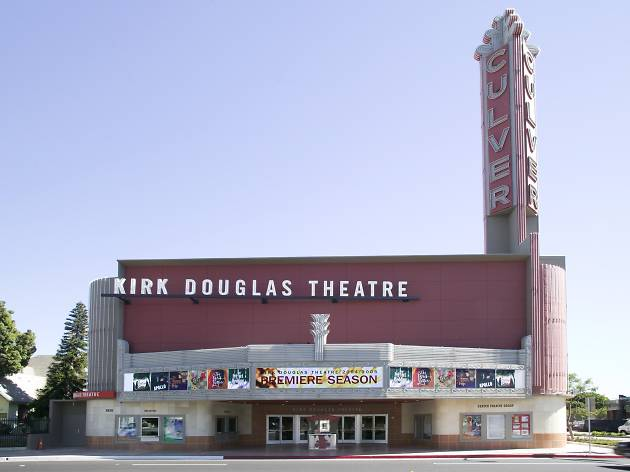 A guide to Kirk Douglas Theatre