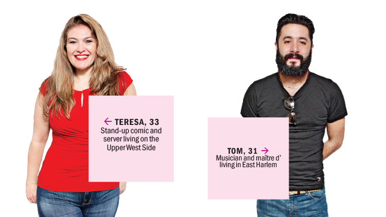 Meet The Undateables: Teresa and Tom