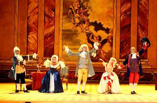 El empresario ópera para niños