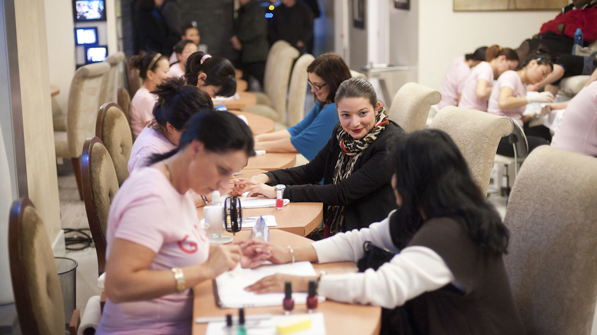 The best nail salons in Chicago