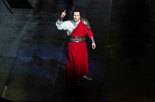 Turandot 2016 prod image 5 (Photograph: Daniel Boud)