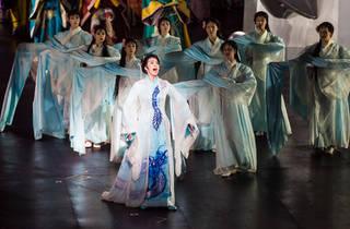 Turandot 2016 prod image 13 (Photograph: Daniel Boud)