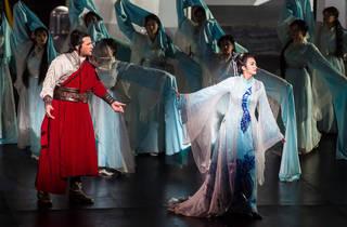Turandot 2016 prod image 12 (Photograph: Daniel Boud)
