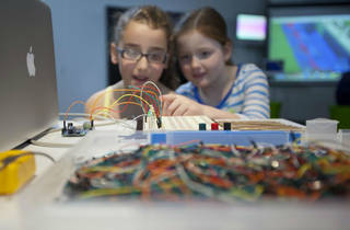 April School Holidays at the Powerhouse Museum