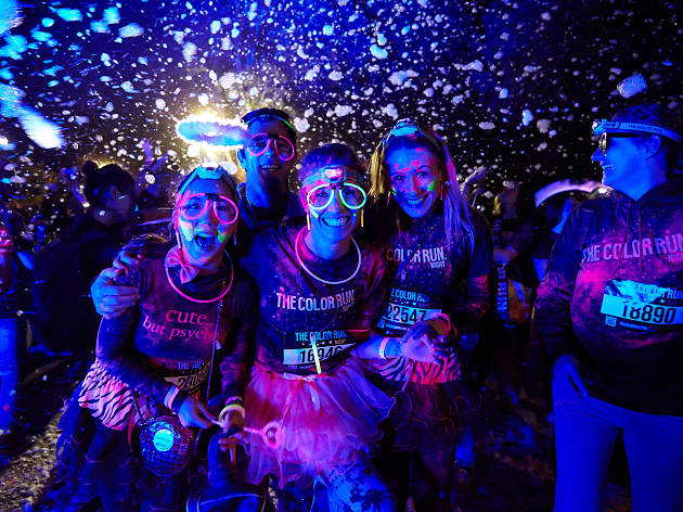 The Color Run Night