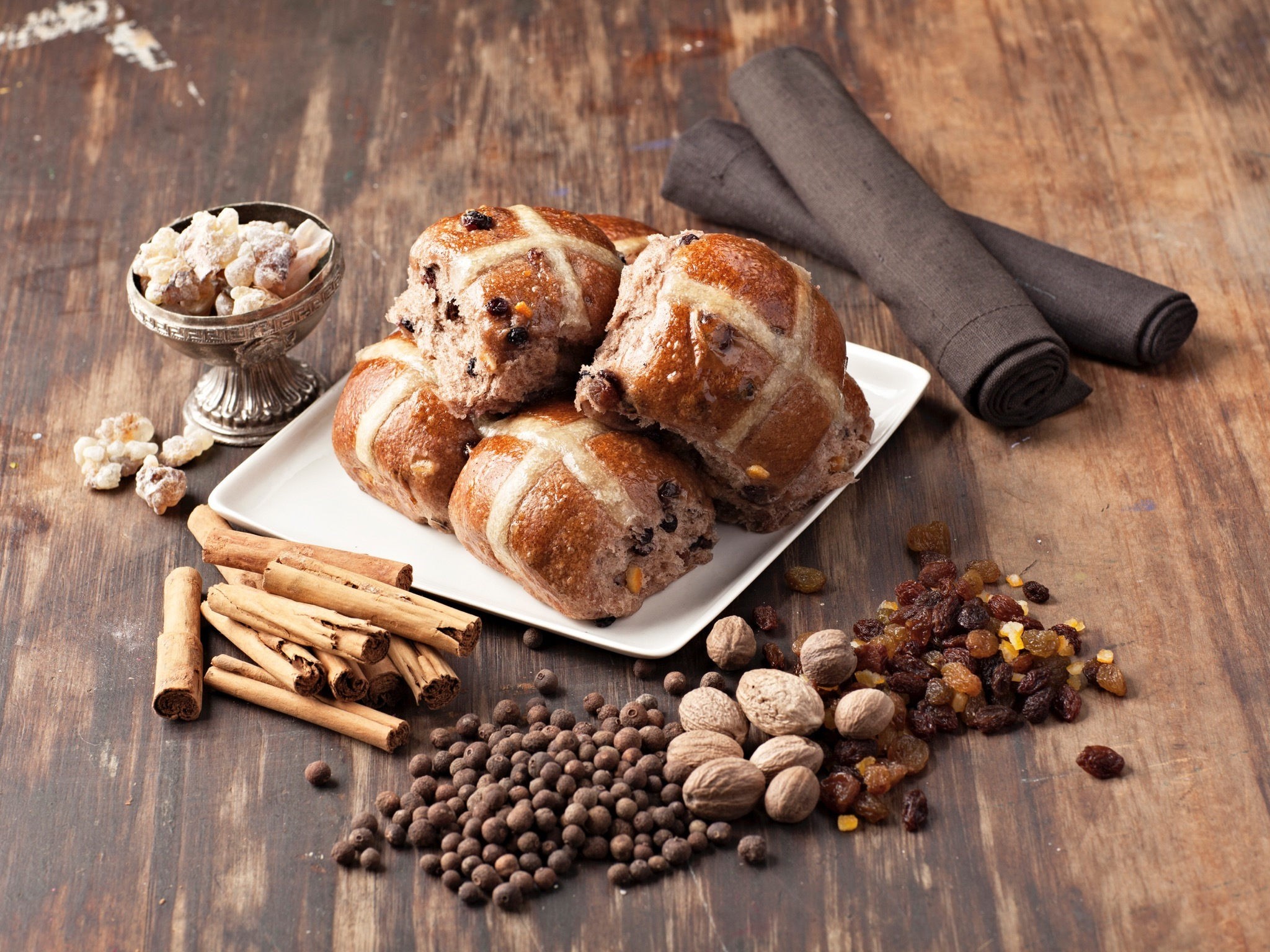 The best hot cross buns in Sydney