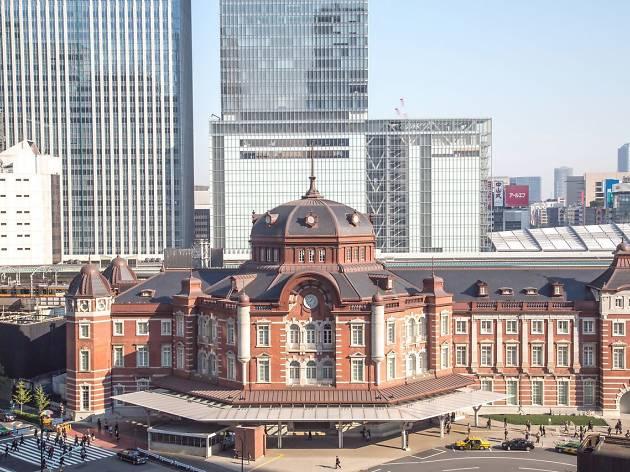 Architecture walk: Marunouchi and Ginza