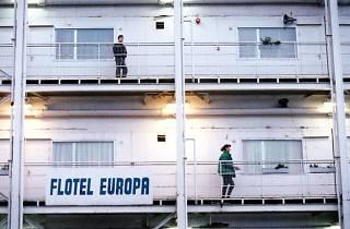 Flotel Europa + Sessió de curtmetratges