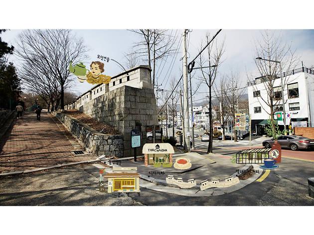 서울의 문화예술동, 성북동을 걷다