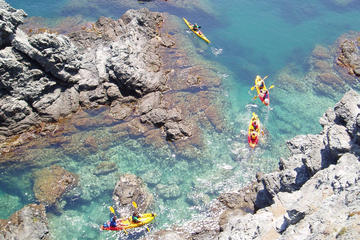 Family Kayaking in Llança Costa Brava