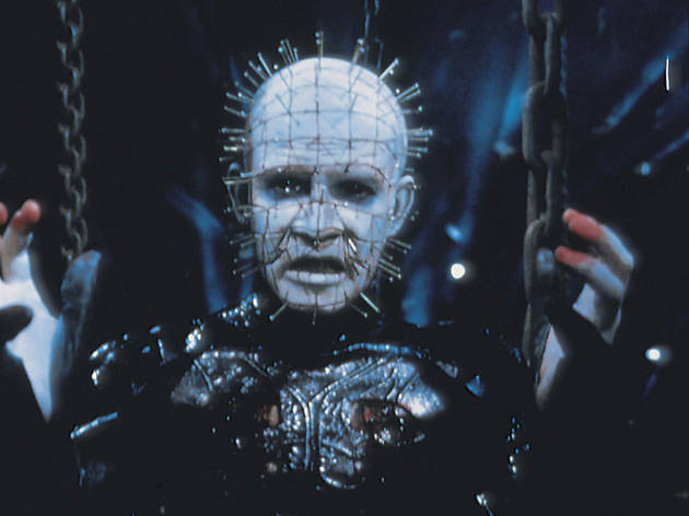 The 100 best horror films, horror movies, hellraiser