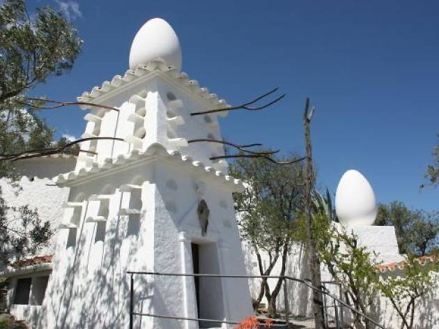 Visitar la Casa-Museu Salvador Dalí