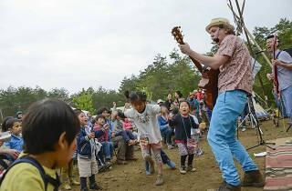 マンモス・パウワウ ミュージック&キャンプフェスティバル 2016