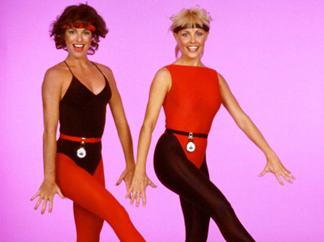 '80s Aerobics at Frame