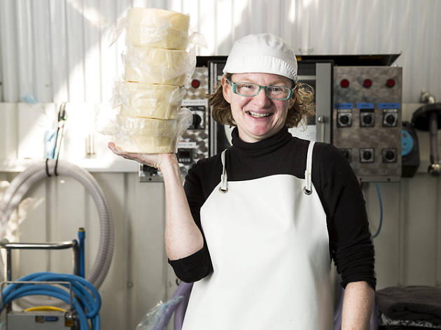 Quit your job, become a... cheese maker