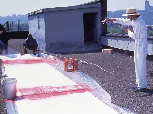 John Latham: The Spray Paintings
