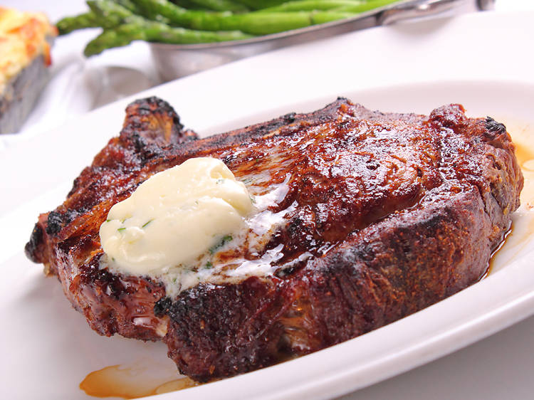The best steakhouses in Las Vegas