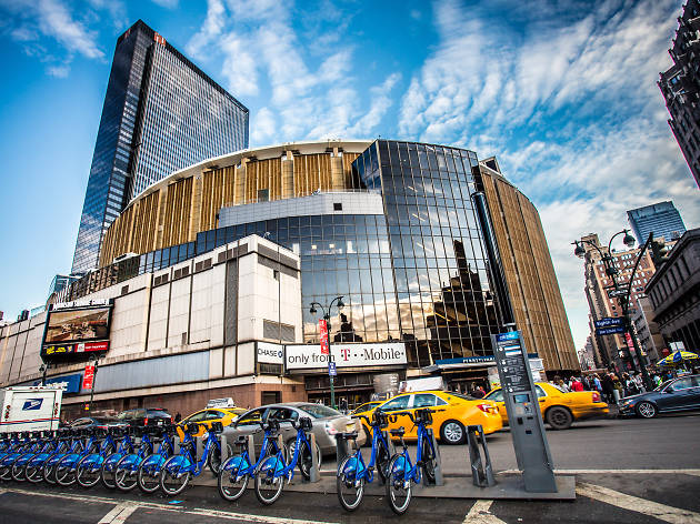 Madison square garden music in midtown west new york - How old is madison square garden ...
