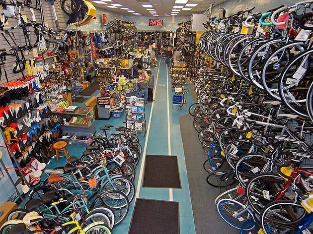 Valencia Cyclery